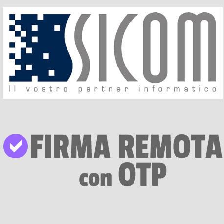 FIRMA REMOTA con OTP